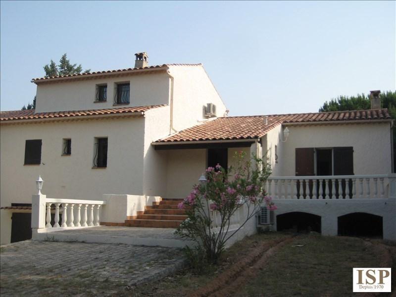 Rental house / villa Aix en provence 2200€ CC - Picture 1