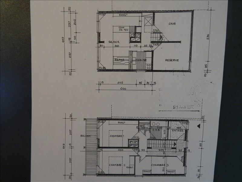 Deluxe sale house / villa Les arcs 1600 750000€ - Picture 10