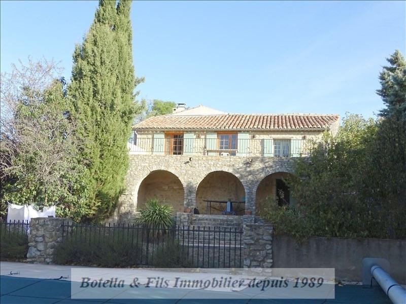 Verkoop van prestige  huis Uzes 595000€ - Foto 1