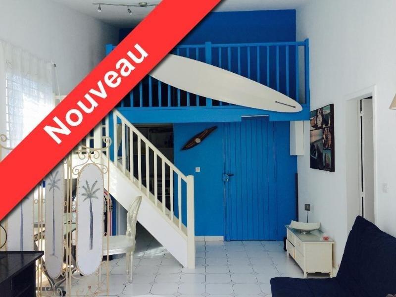 Sale apartment Les trois ilets 136250€ - Picture 1