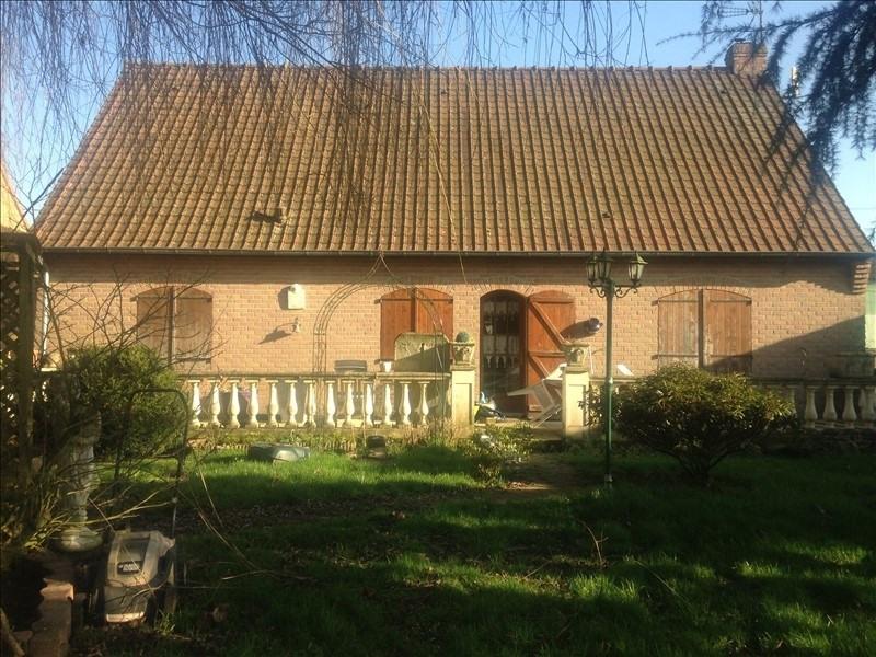Vente maison / villa Bugnicourt 322000€ - Photo 1