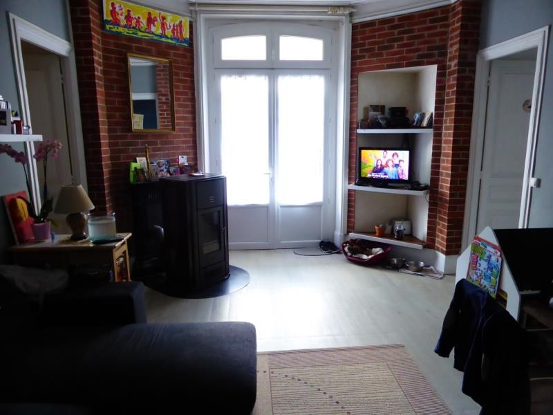 Sale apartment Crepy en valois 145 000€ - Picture 1