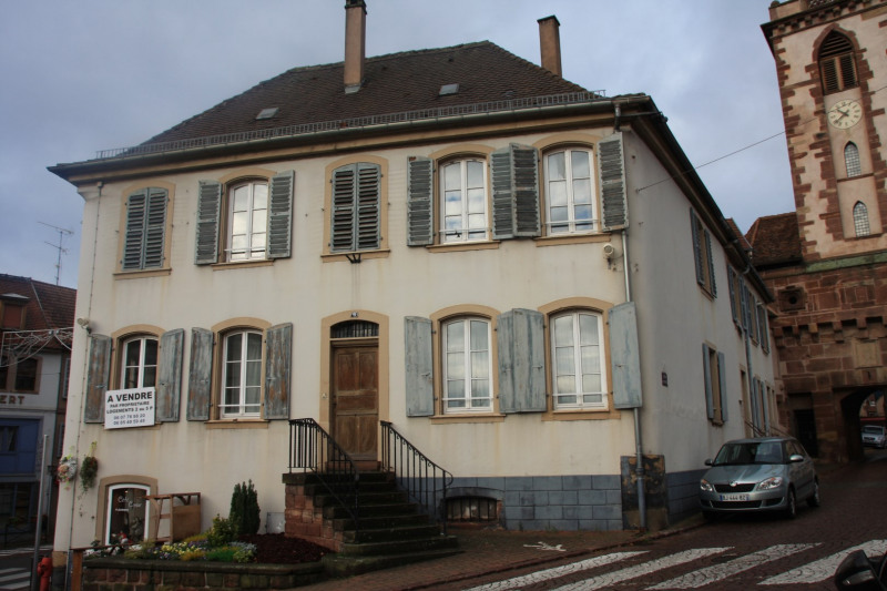 Vente immeuble Wasselonne 350 000€ - Photo 1
