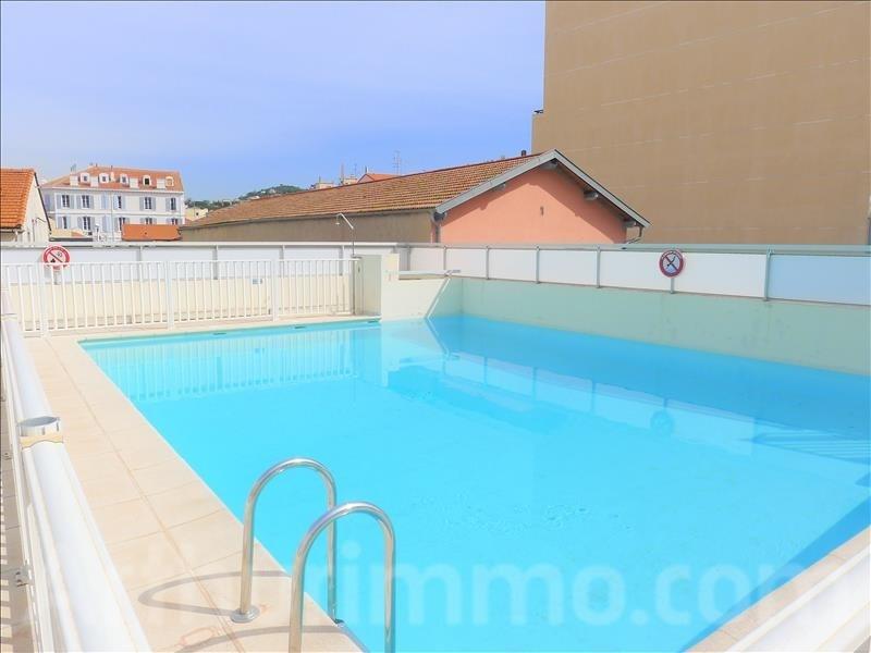 Vente appartement Cannes la bocca 196000€ - Photo 8