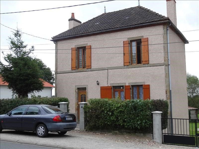Vente maison / villa Tronget 133100€ - Photo 1