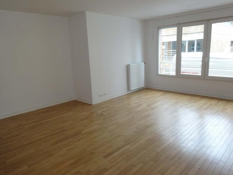 Rental apartment Asnieres sur seine 1500€ CC - Picture 2