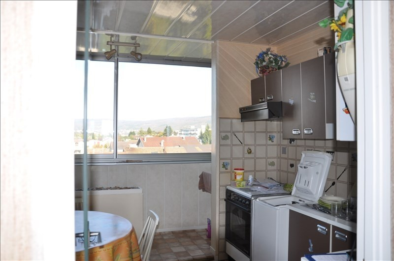 Sale apartment Oyonnax 114000€ - Picture 7