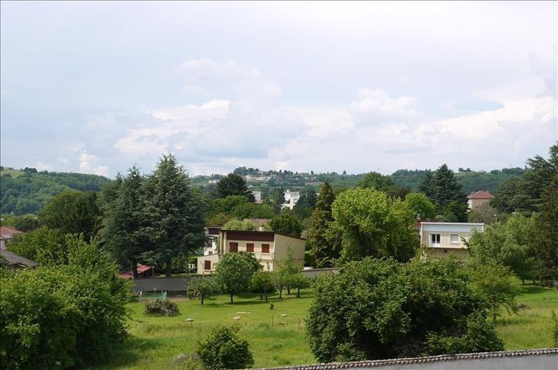 Verkoop  appartement Pont eveque 109000€ - Foto 6