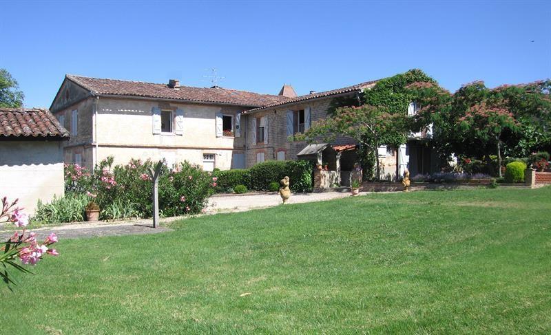 Sale private mansion Montastruc-la-conseillère 640000€ - Picture 1