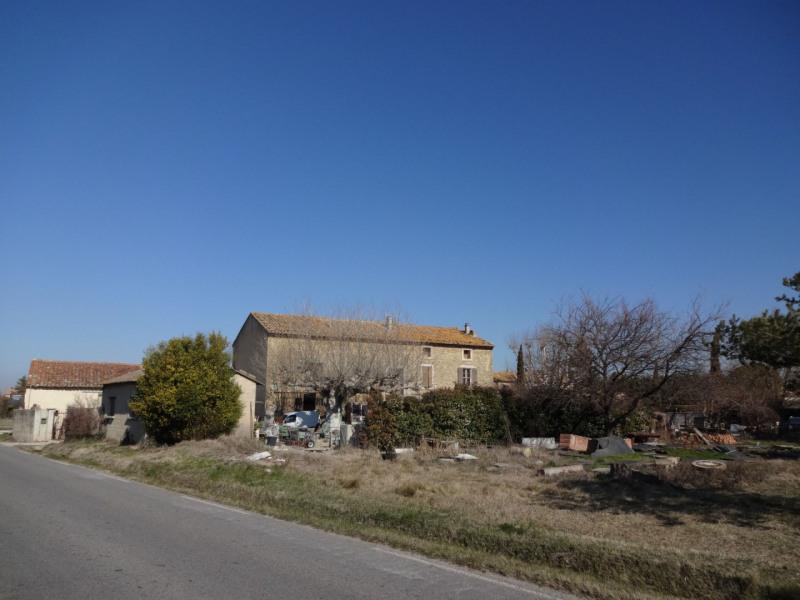 Vente maison / villa Althen des paluds 450000€ - Photo 1