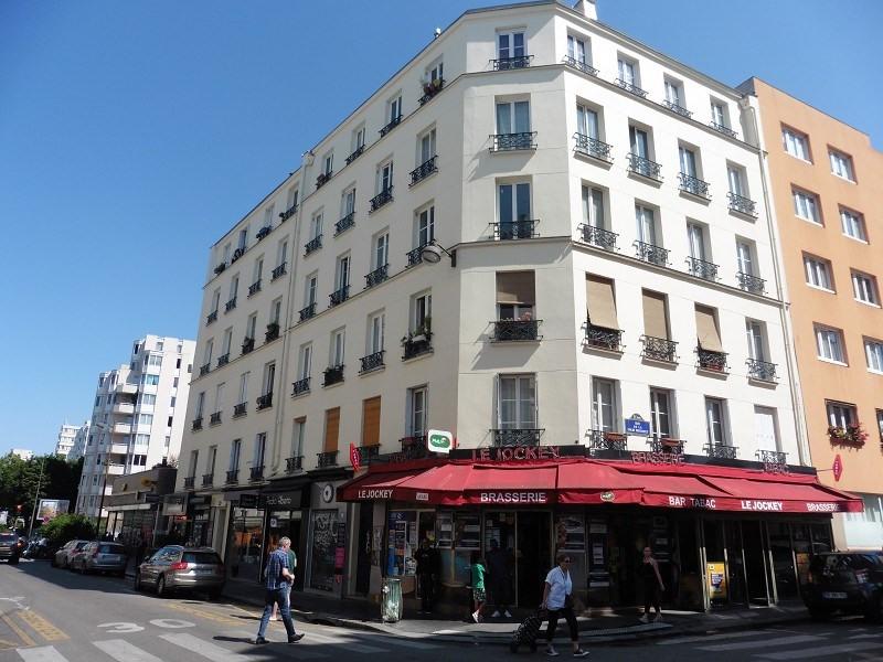 Sale apartment Paris 11ème 120000€ - Picture 1