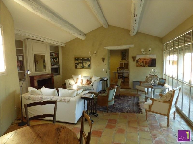 Verkoop van prestige  huis Uzes 892500€ - Foto 4