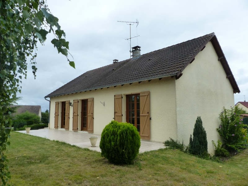 Vente maison / villa Flogny la chapelle 142 000€ - Photo 2