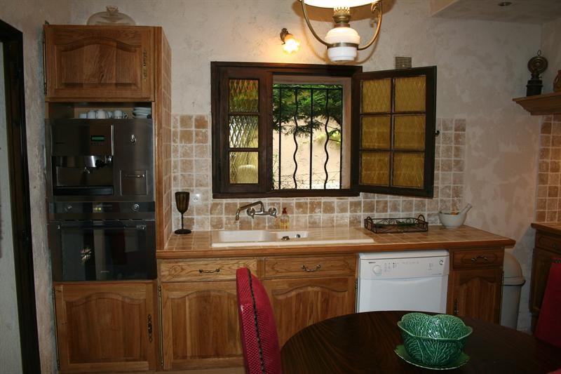 Vacation rental house / villa Les issambres 2 325€ - Picture 8