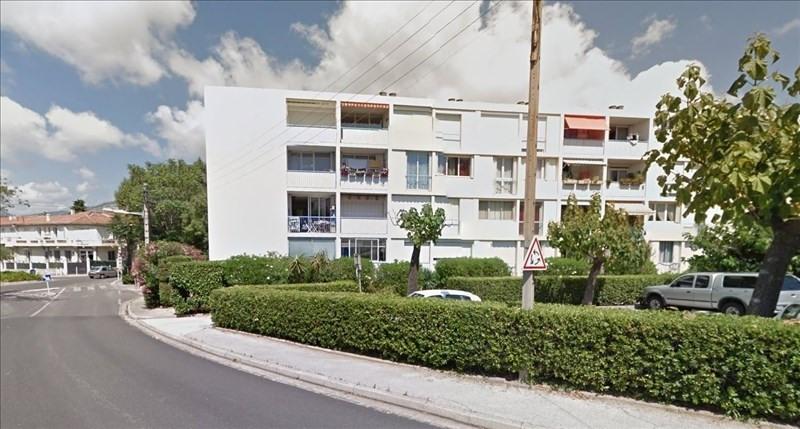 Sale apartment Toulon 153000€ - Picture 1