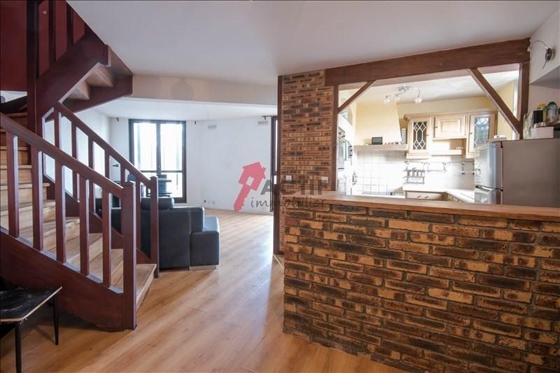 Vente appartement Courcouronnes 119000€ - Photo 1