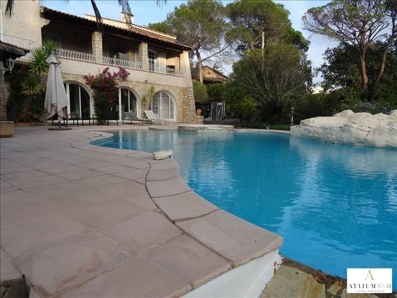 Deluxe sale house / villa St raphael 759000€ - Picture 2