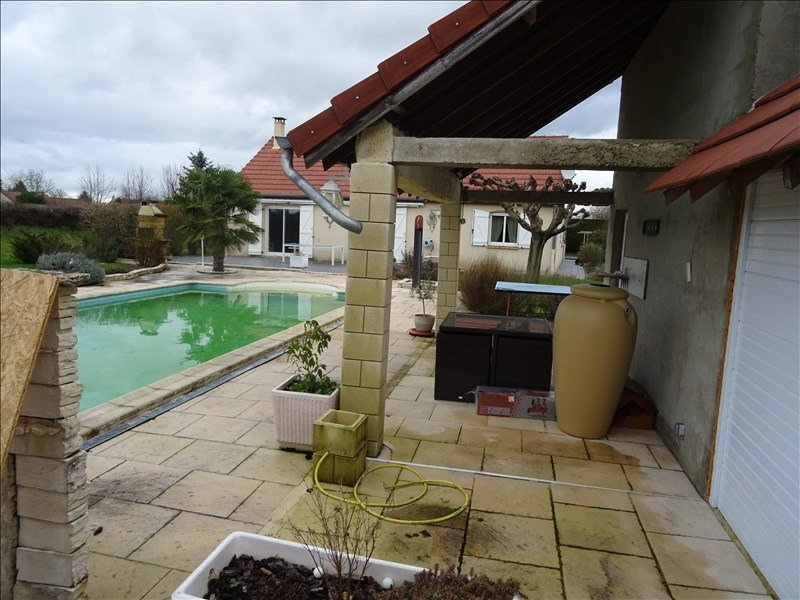 Vente maison / villa St menoux 249 000€ - Photo 2