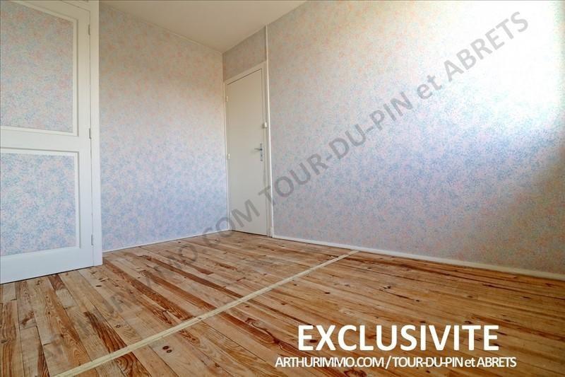 Vente maison / villa La tour du pin 119000€ - Photo 6