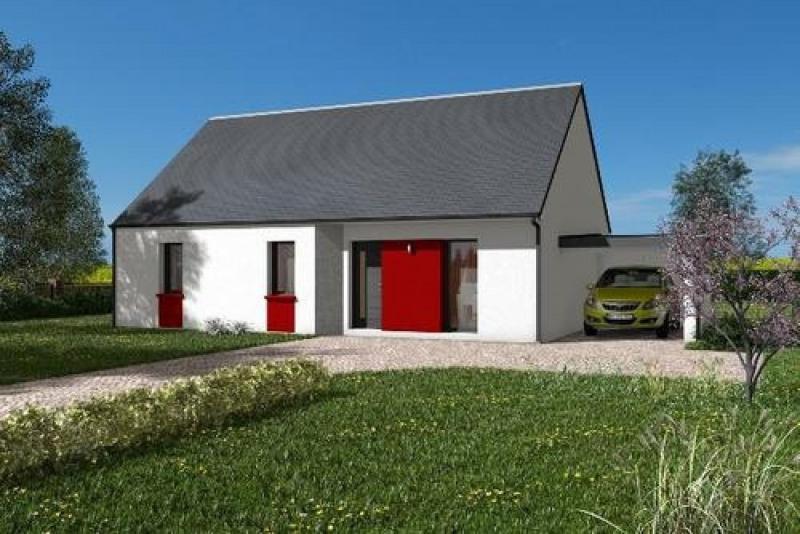 Maison  4 pièces + Terrain 576 m² Saint-Sulpice-de-Pommeray par maisons PRIMEA