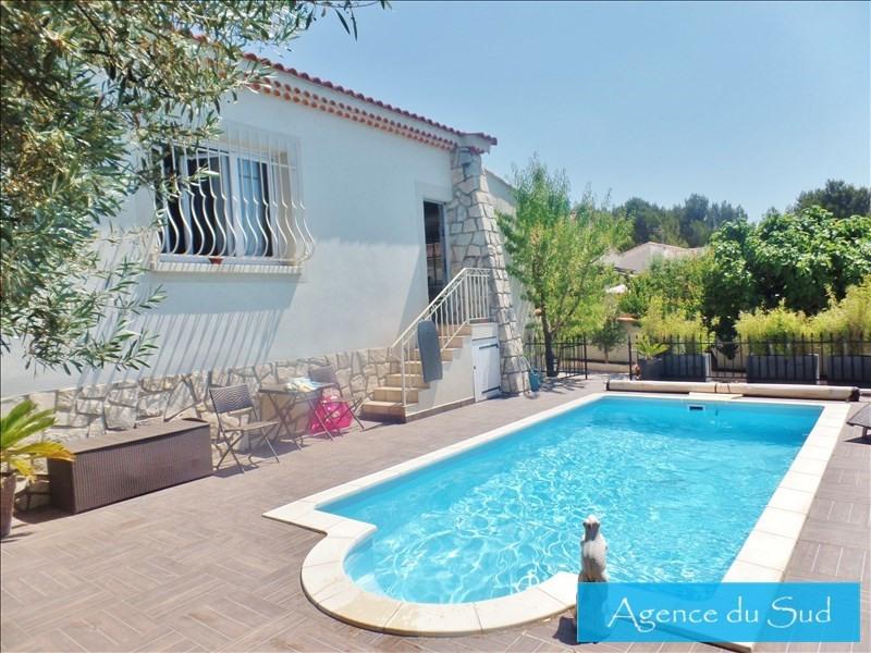 Vente maison / villa Roquefort la bedoule 499000€ - Photo 1