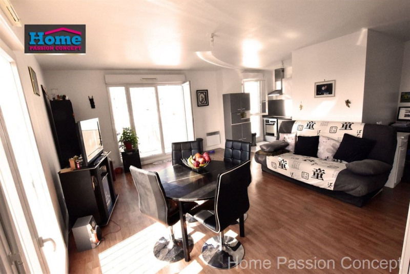 Sale apartment Nanterre 368 500€ - Picture 2