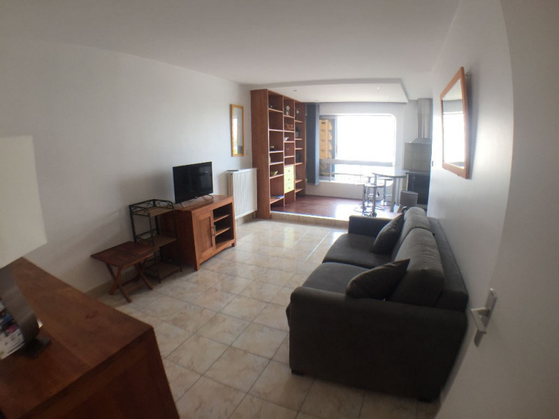 Location vacances appartement Carnon plage 520€ - Photo 1