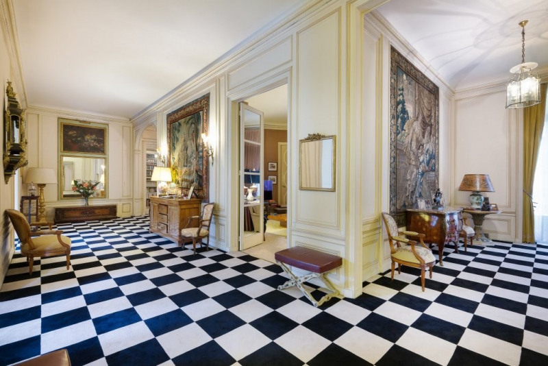 Revenda residencial de prestígio apartamento Paris 16ème 7500000€ - Fotografia 5