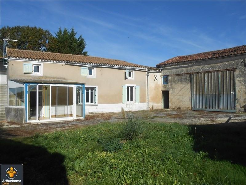 Sale house / villa Nere 99900€ - Picture 1