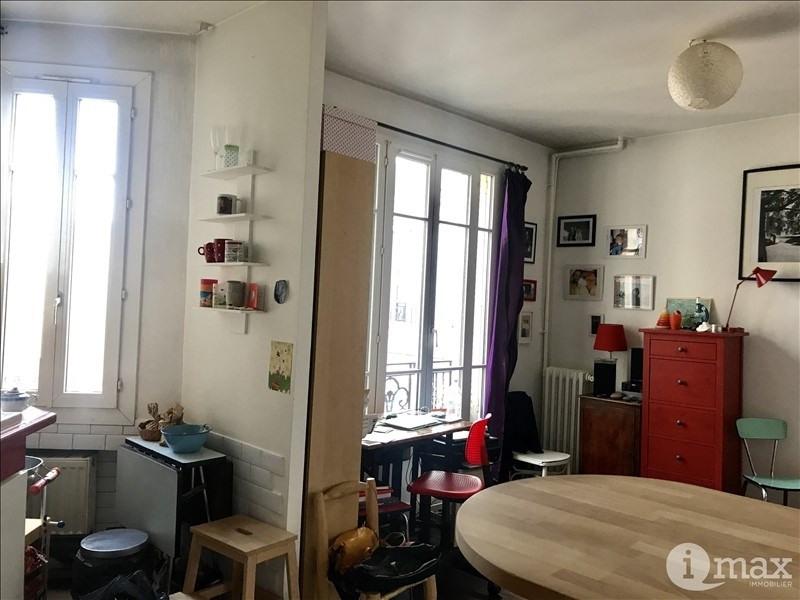 Vente appartement Paris 18ème 297000€ - Photo 2