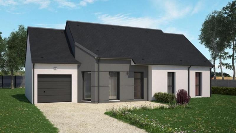 Maison  4 pièces + Terrain 639 m² Monts par maisons Ericlor