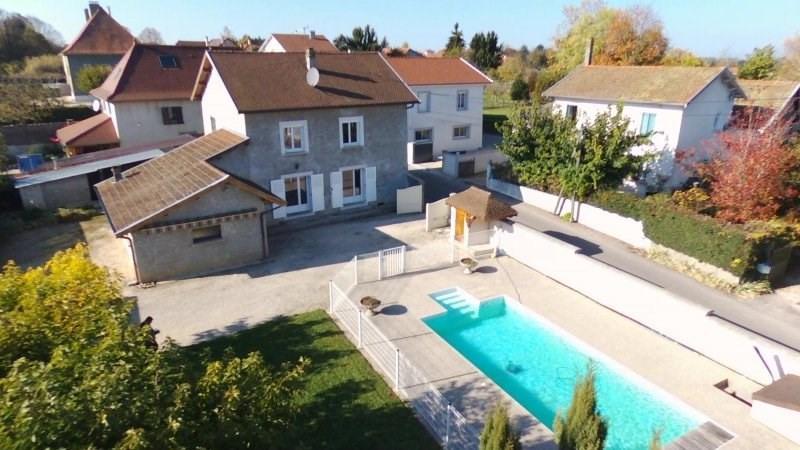 Vente maison / villa La tour du pin 210000€ - Photo 1