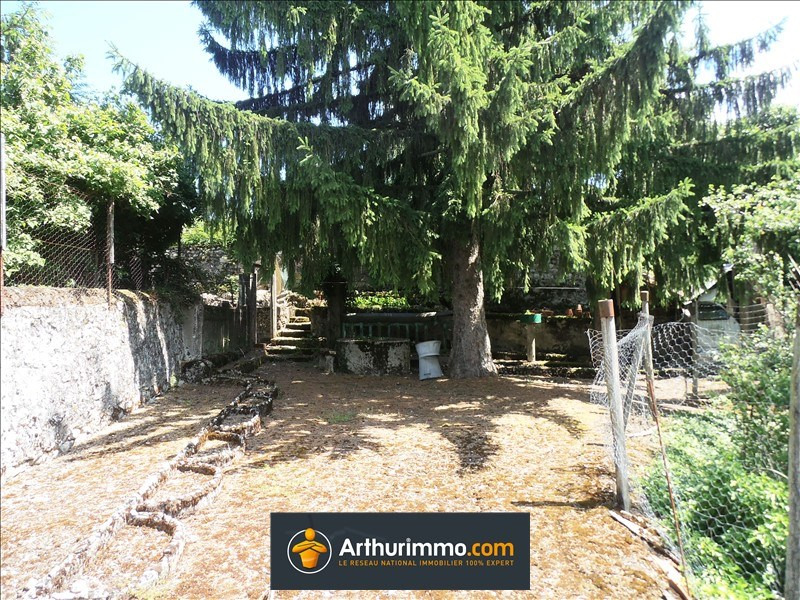 Sale house / villa Morestel 108000€ - Picture 3