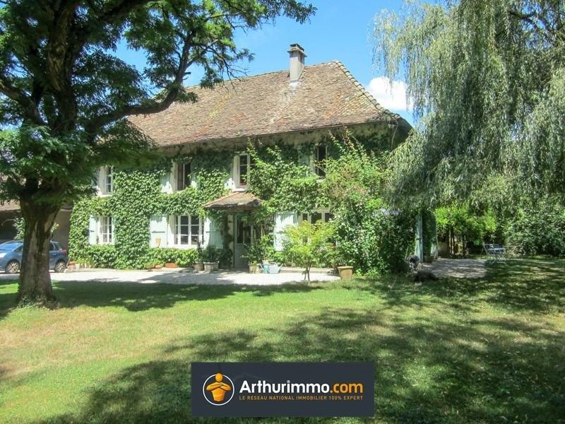 Deluxe sale house / villa Morestel 595000€ - Picture 1