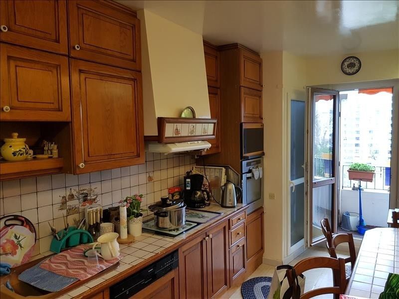 Sale apartment Meudon la foret 296 000€ - Picture 4