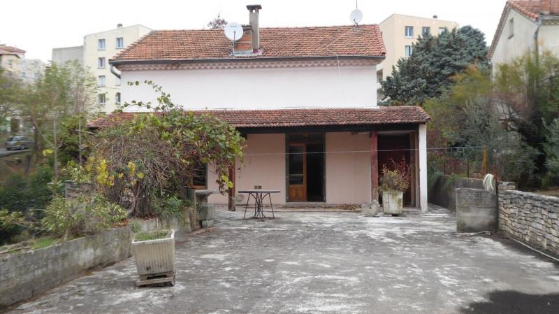 Vente maison / villa Aubenas 150000€ - Photo 1