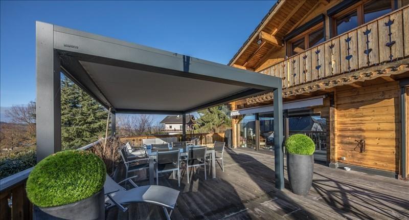 Vente maison / villa La balme-de-sillingy 508000€ - Photo 1
