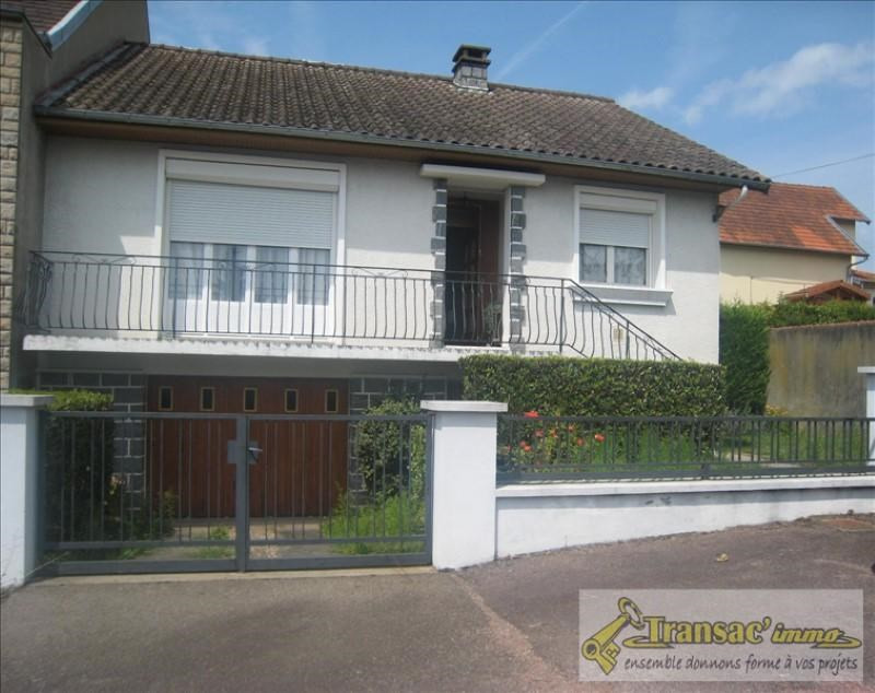 Vente maison / villa St yorre 117 700€ - Photo 1