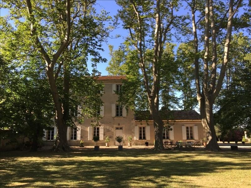 Престижная продажа дом Bedarrides 850000€ - Фото 1