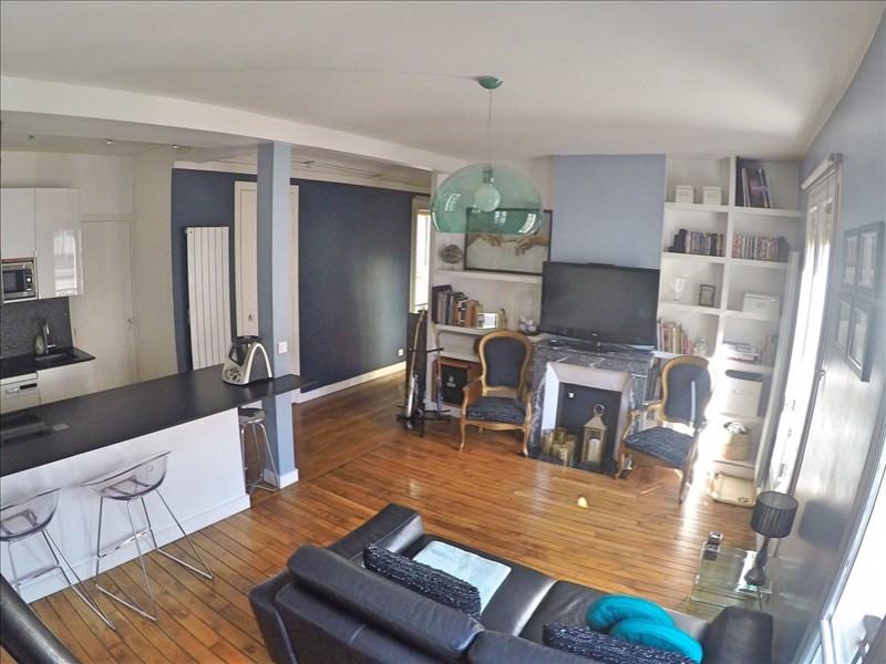 Vente appartement Paris 16ème 720000€ - Photo 4