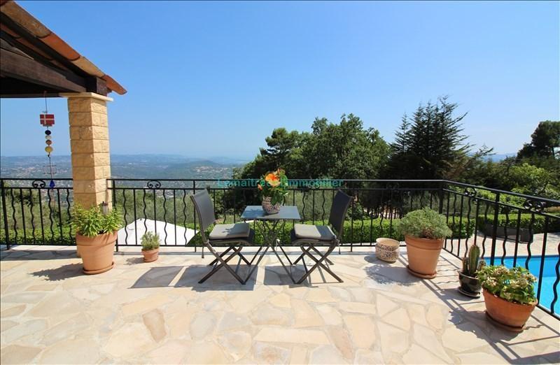 Vente de prestige maison / villa Cabris 900000€ - Photo 5