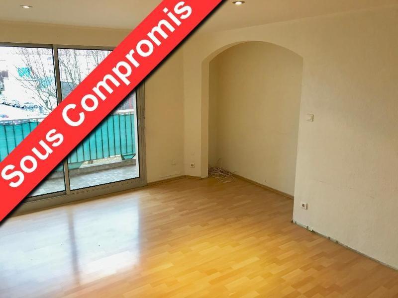 Vente appartement Lingolsheim 133000€ - Photo 1