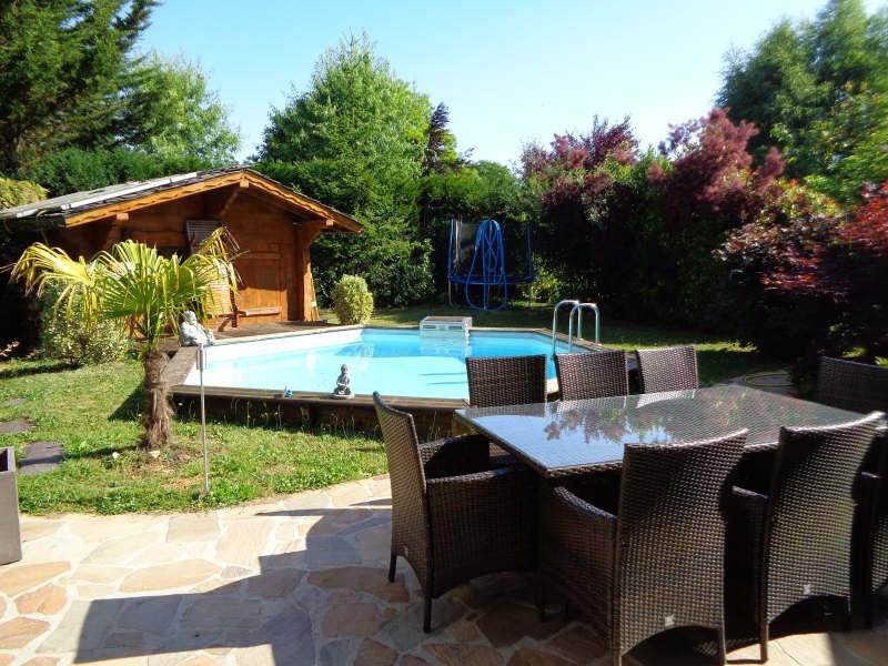 Sale house / villa Lesigny 425000€ - Picture 2