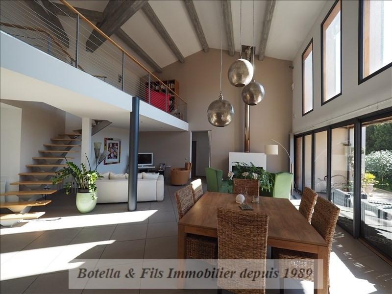 Vente de prestige maison / villa Uzes 575000€ - Photo 1