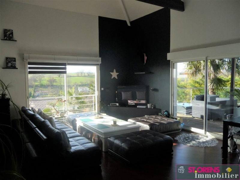 Deluxe sale house / villa Castanet-tolosan 5 minutes 415000€ - Picture 5