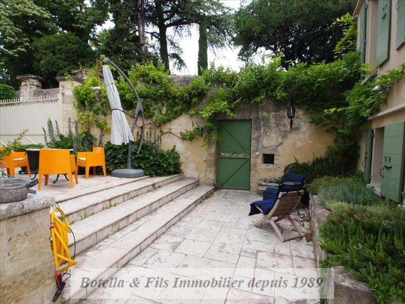 Vente de prestige maison / villa Uzes 696000€ - Photo 2