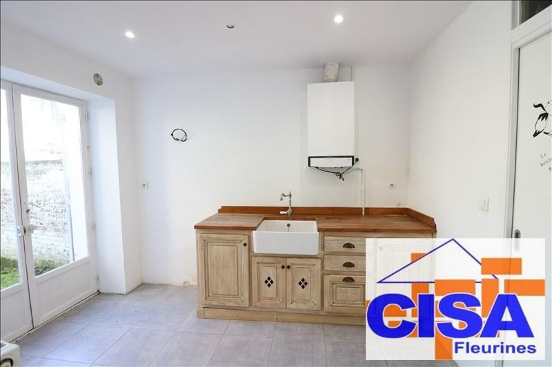 Vente maison / villa Senlis 129000€ - Photo 4
