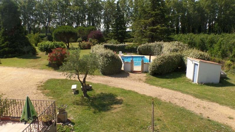 Vente maison / villa Lamotte-du-rhône 375000€ - Photo 18