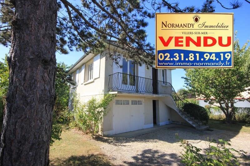 Vente maison / villa Villers sur mer 249000€ - Photo 1
