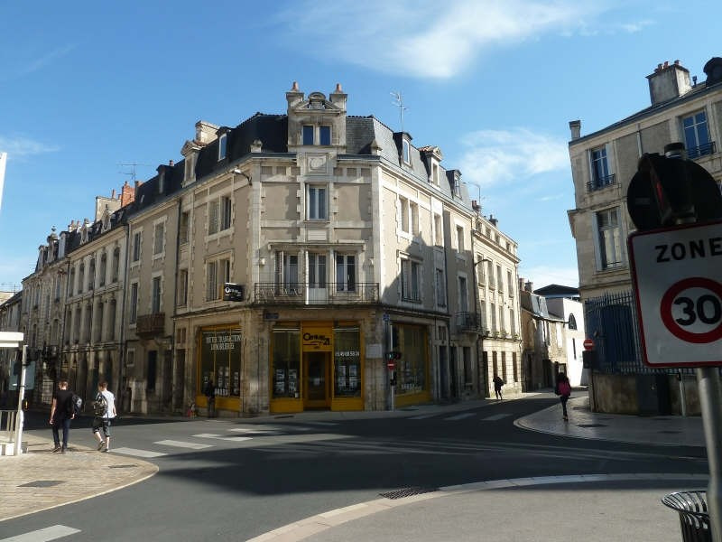 Sale apartment Poitiers 142480€ - Picture 5